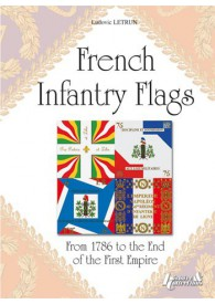 FRENCH INFANTRY FLAGS