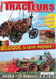 TRACTEURS PASSION & COLLECTION N°012