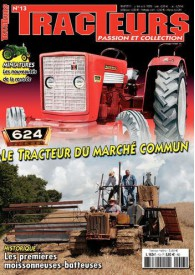 TRACTEURS PASSION & COLLECTION N°013