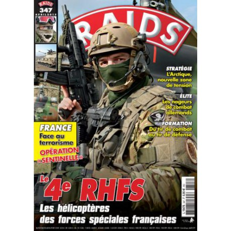 RAIDS N°347