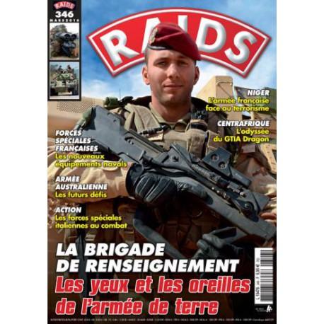 RAIDS N°346