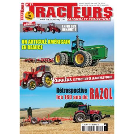 TRACTEURS N°047