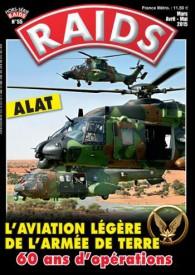 RAIDS HS N° 55 AVIATION LÉGÈRE DE L'ARMÉE DE TERRE