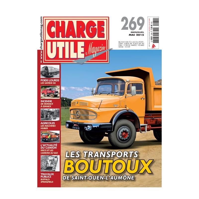 CHARGE UTILE N°269