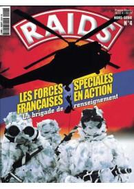RAIDS H.S. N°004 FORCES SPÉCIALES FRANÇAISES EN ACTION
