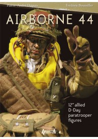 AIRBORNE44 : 12'' ALLIED D-DAY PARATROOPER FIGURES (GB)