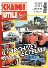 CHARGE UTILE N°201