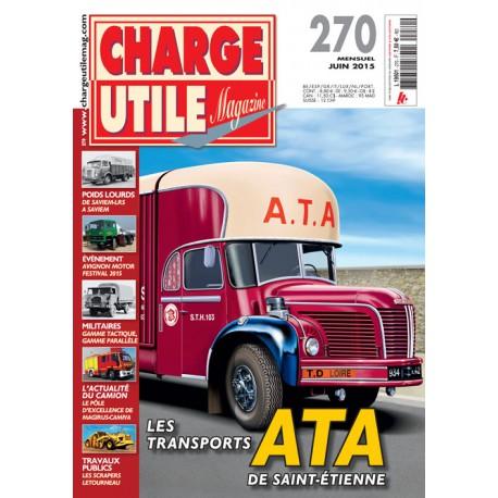 CHARGE UTILE N°270