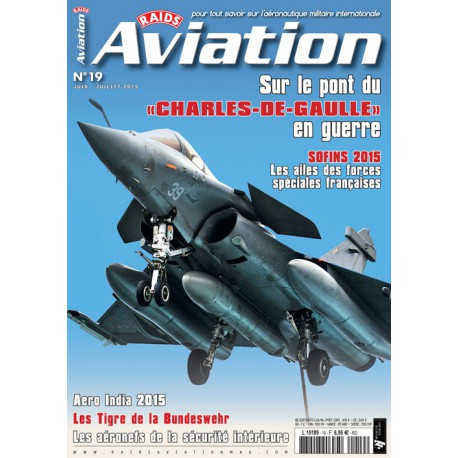 RAIDS AVIATION N°019
