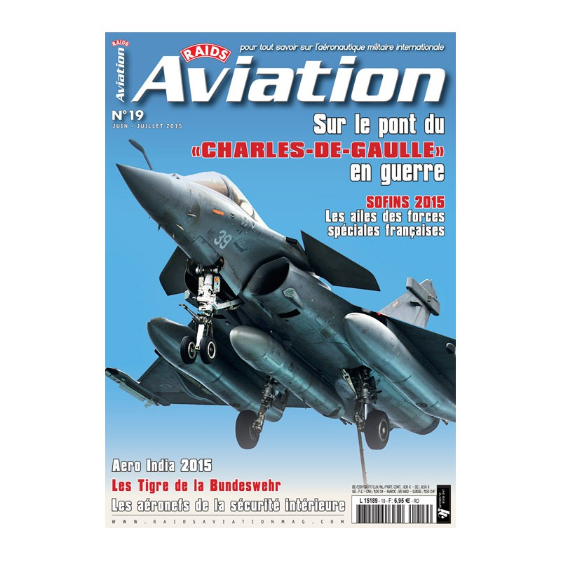 RAIDS AVIATION N°019