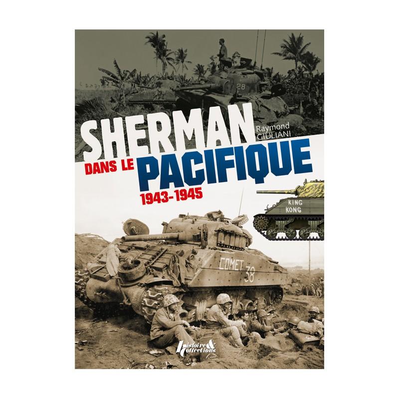 SHERMAN DANS LE PACIFIQUE