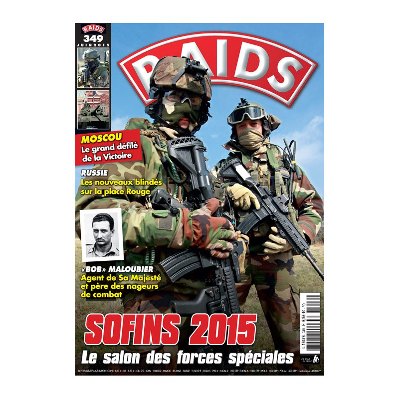 RAIDS N°349