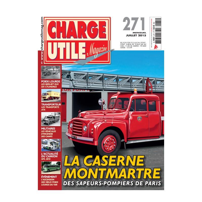 CHARGE UTILE N°271