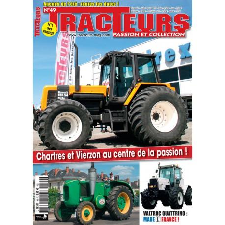 TRACTEURS N°049
