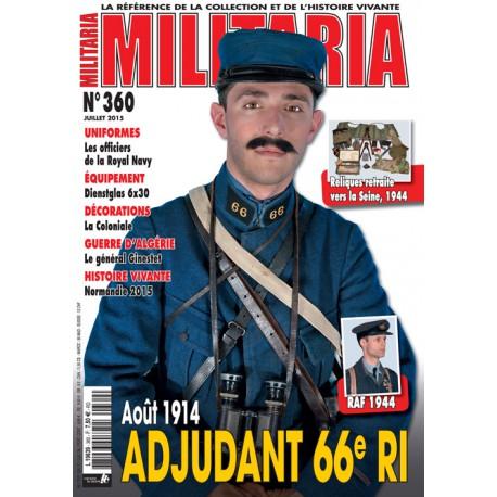 MILITARIA N°360