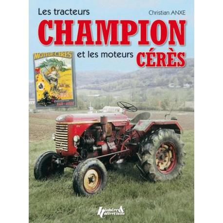 LES TRACTEURS CHAMPION