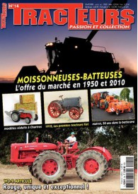 TRACTEURS PASSION & COLLECTION N°014