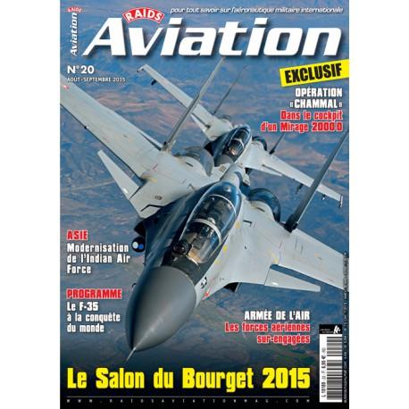 RAIDS AVIATION N°020
