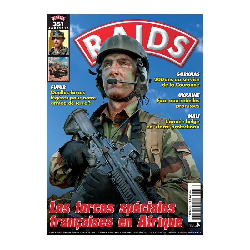 RAIDS N°351