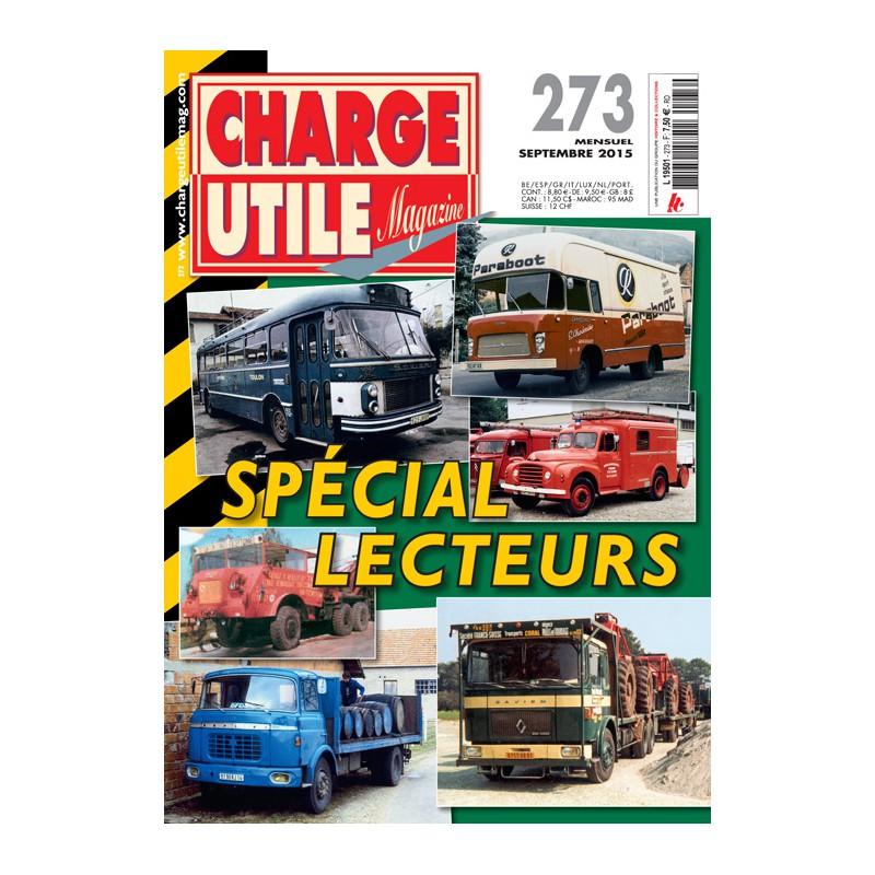 CHARGE UTILE N°273