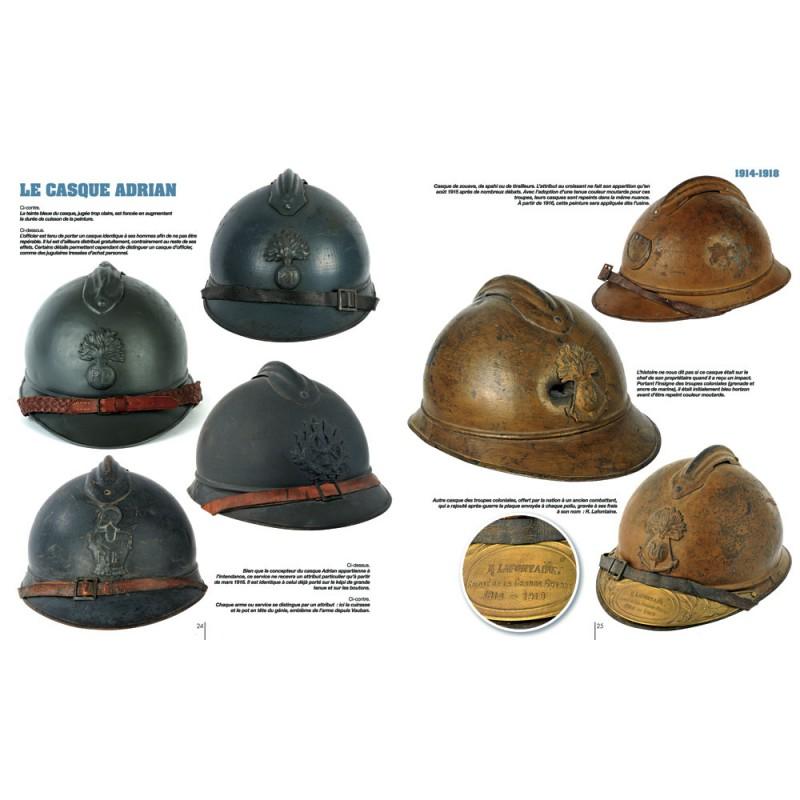 les casques militaires fran ais g m n 9 histoire collections. Black Bedroom Furniture Sets. Home Design Ideas