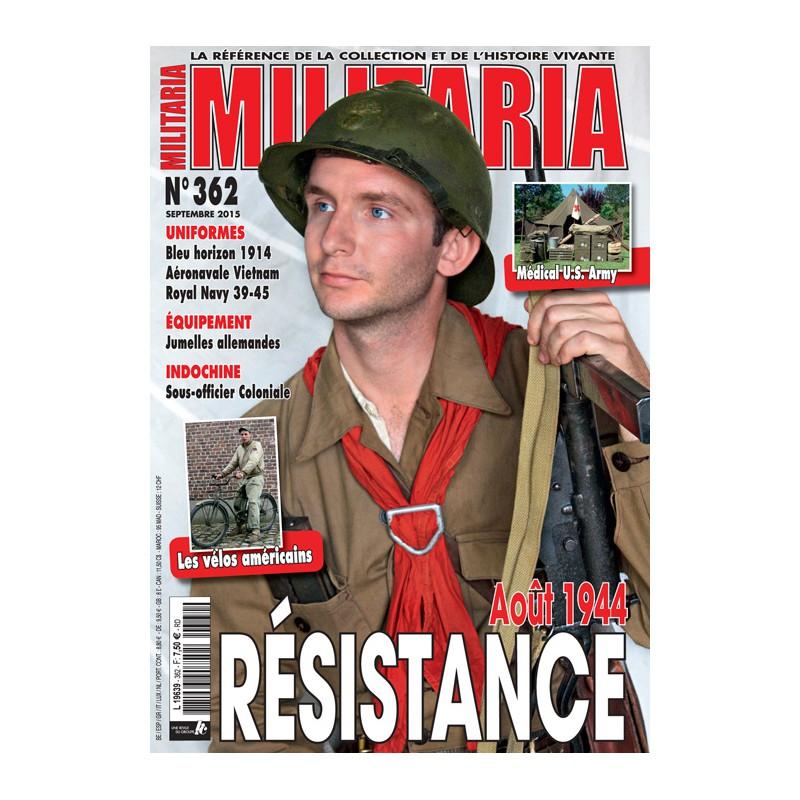 MILITARIA N°362