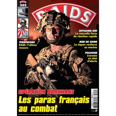 RAIDS N°352