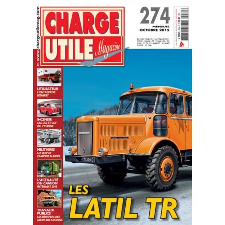 CHARGE UTILE N°274