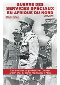 GUERRE DES SERVICES SPECIAUX EN AFRIQUE DU NORD 1941-1944