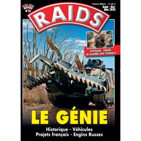 RAIDS HS N°057
