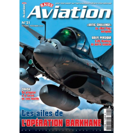 RAIDS AVIATIONS N°021