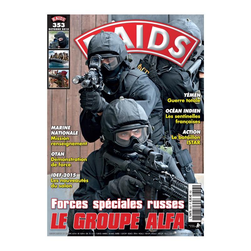 RAIDS N°353