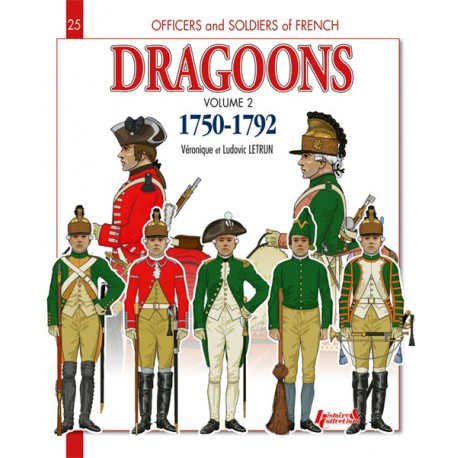 THE DRAGOONS OF THE KING O&S N° 25 T2