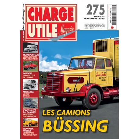 CHARGE UTILE N°275