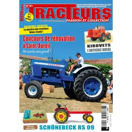 TRACTEURS N°051