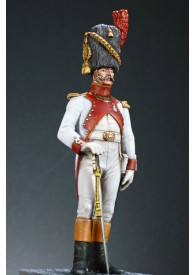 OFFICIER DE GRENADIERS HOLLANDAIS DE LA GARDE