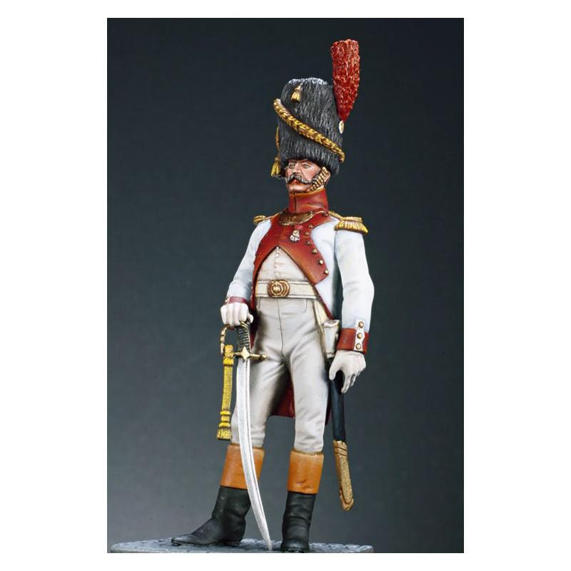 Officier de grenadiers hollandais de la garde histoire for Rocchietta la garde
