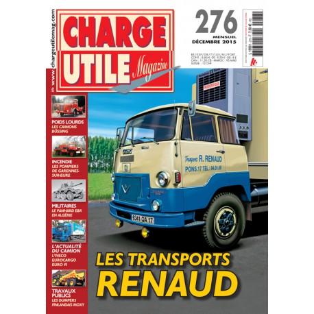 CHARGE UTILE N°276