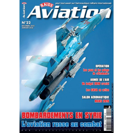 RAIDS AVIATIONS N°022