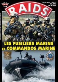 RAIDS HS N°058 : LES FUSILIERS MARINS ET COMMANDOS MARINE