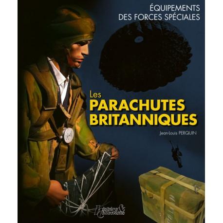 FORCES SPÉCIALES : LES PARACHUTES BRITANNIQUES