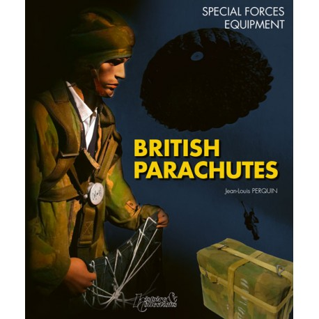SPECIAL FORCES : THE BRITISH PARATROOPERS