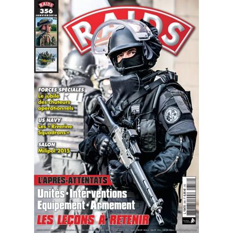 RAIDS N°356