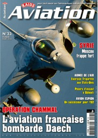RAIDS AVIATION N°023