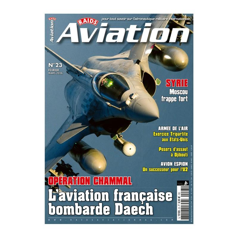 RAIDS AVIATION N°023