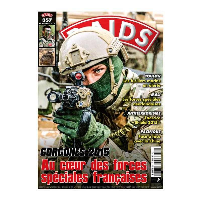 RAIDS N°357
