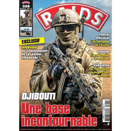 RAIDS N°358