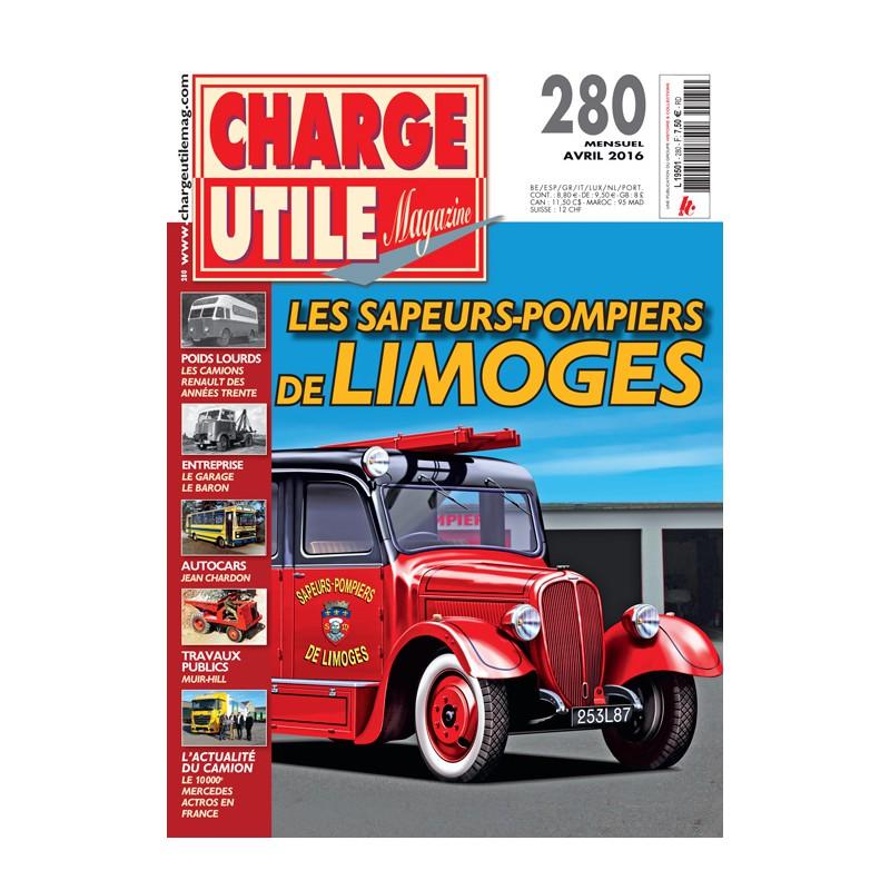 CHARGE UTILE N°280