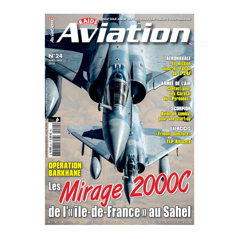RAIDS AVIATION N°024