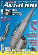 RAIDS AVIATION N°034